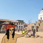 ネパール_ロケ地
